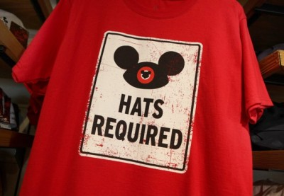 Ear Hats Required Shirt