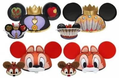 Evil Queeen ear hats
