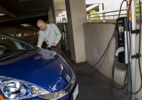 car charger at disneyland