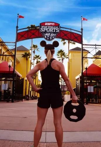 Disney Fit challenge