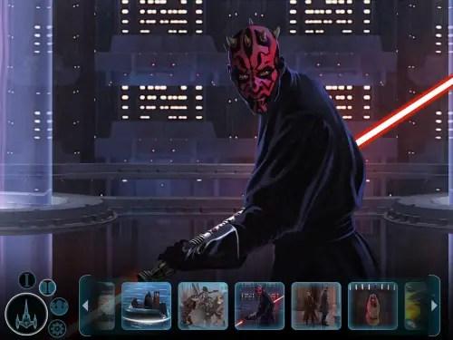 Star Wars Journeys: A Phantom Menace