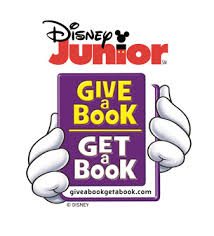 Disney Junior Give a Book