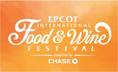 Epcot food and Wine chase