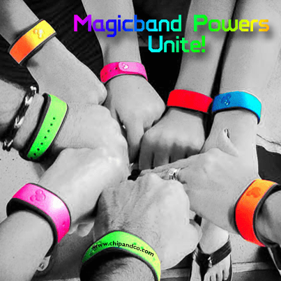 Magicband Powers Unite