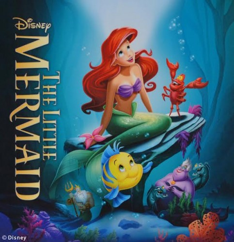 little mermaid for article