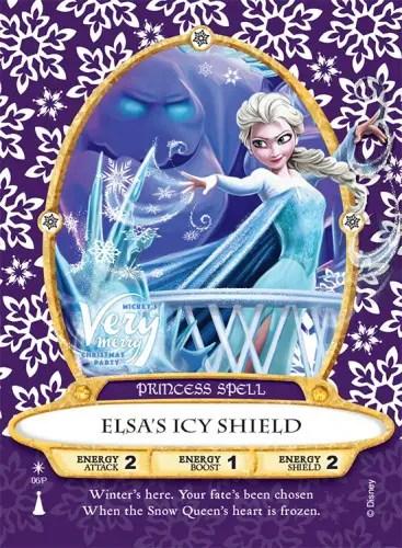 Elsa Sorcerer card