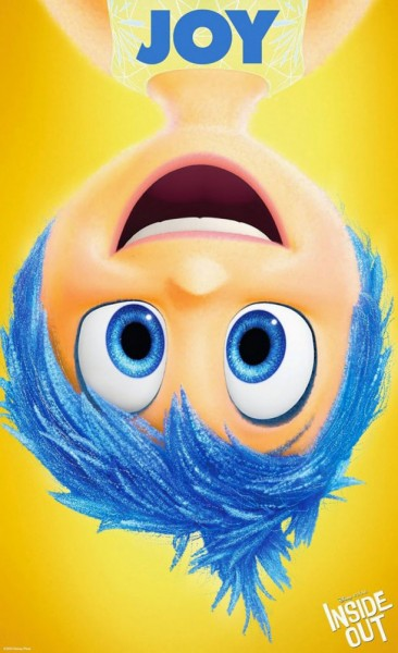 Inside Out character posters