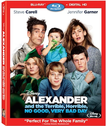 Alexander..bad day DVD