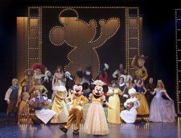 Disney Cruise Live Show