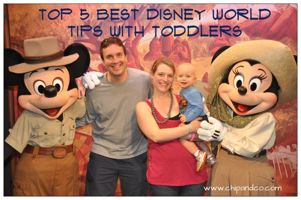 Top 5 Best Tips WDW with toddlers
