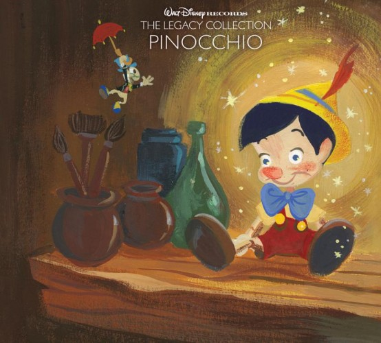 Walt Disney Records The Legacy Collection Pinocchio