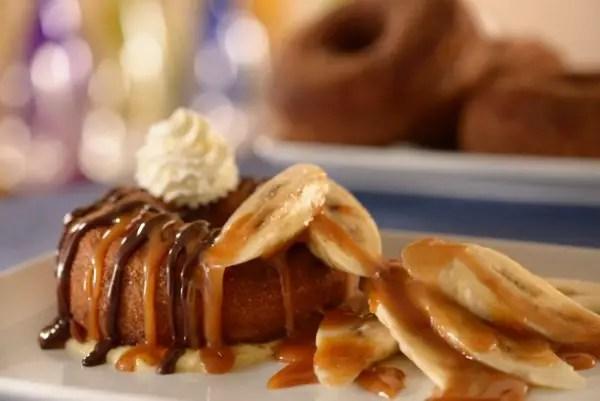 BOG breakfast croissant doughnut