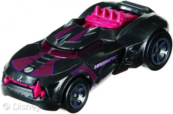 Marvel Chracter car assortment hot wheels