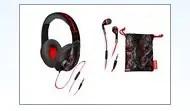 Marvel avengers headphones