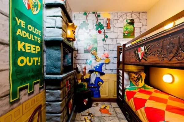 Kingdom room Kid side