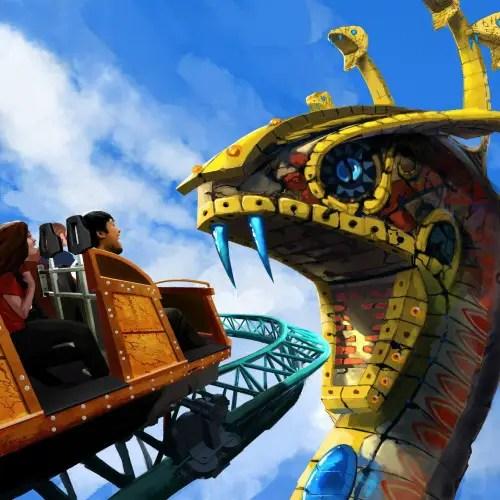 Busch Gardens Tampa Cobra