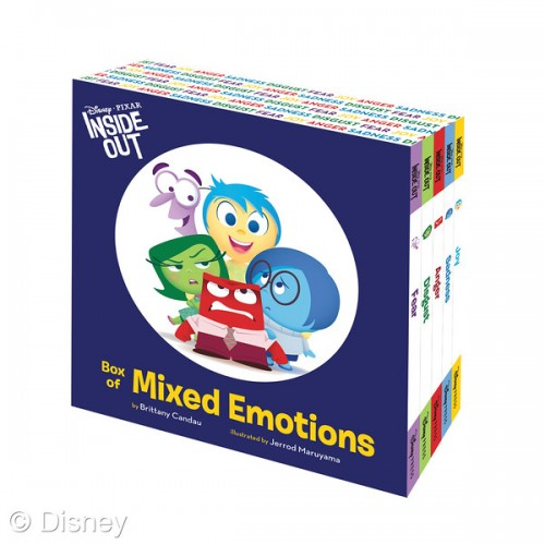 Inside out mixed emotions books