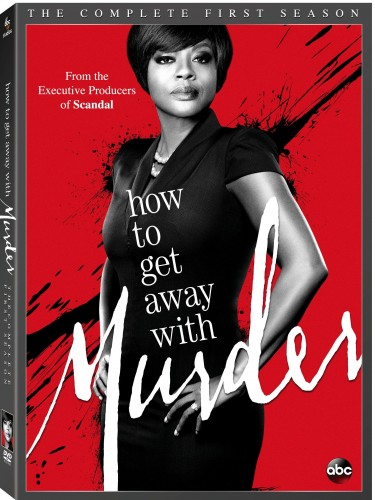 How To Get Away With Murder Season One DVD