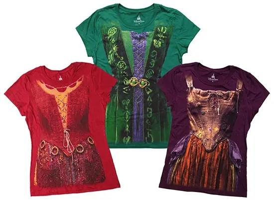 Hocus Pocus shirts
