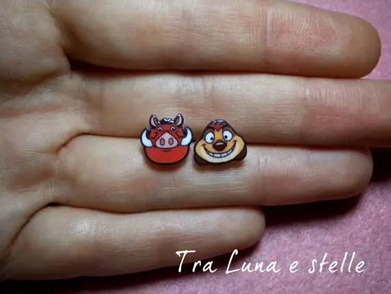 82622c205e5b8 Disney Finds - Handmade Disney Earrings