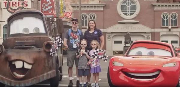 Disney Grants Their 100,000th Wish! - YouTube