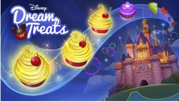 Dream treats app