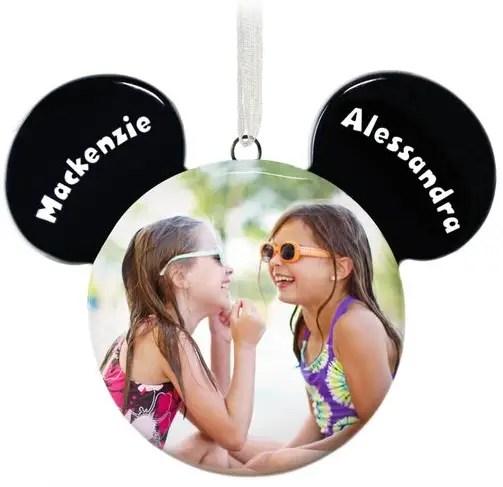 Personalized DIsney Ornament