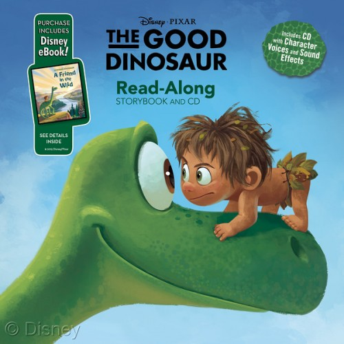 good dinosaur read along book