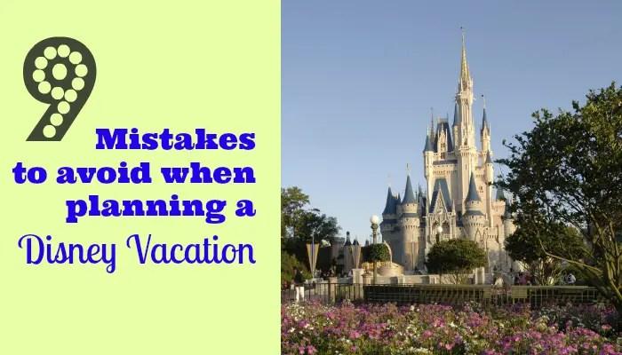 9 mistakes