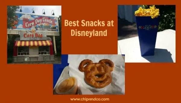 DLR Snacks