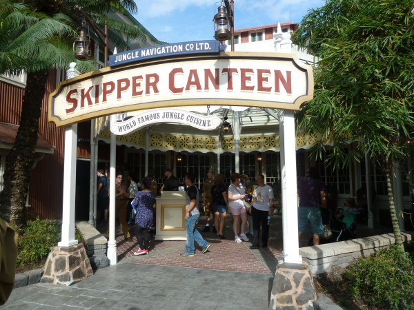 Skipper Canteen to begin accepting Advance Dining Reservations