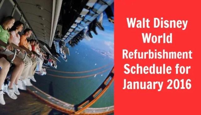 Jan 2016 Refurbishment