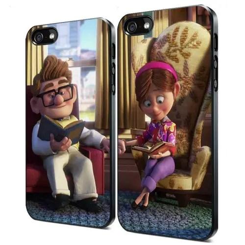 Carl and Ellie Phone Case