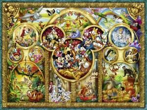 Disney Puzzle 2