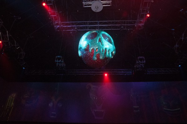 club villain disco ball