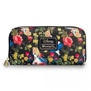 Alice Flower Wallet