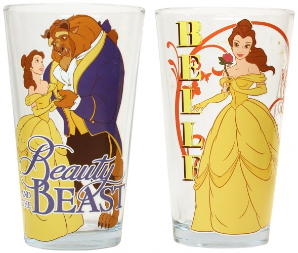 Beauty and the Beast glasses