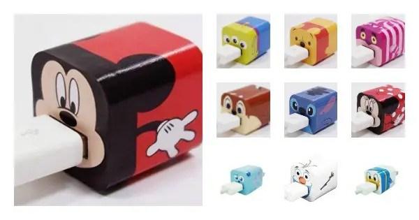 Disney Phone Charger Wraps