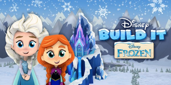 Frozen Build it