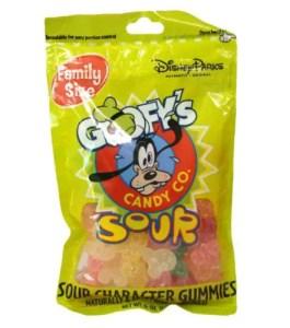 Goofy Candy