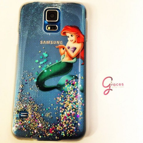 newest 996a4 a6f51 Disney Glitter Phone Cases for Android