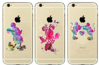 Water Color iPhone cases