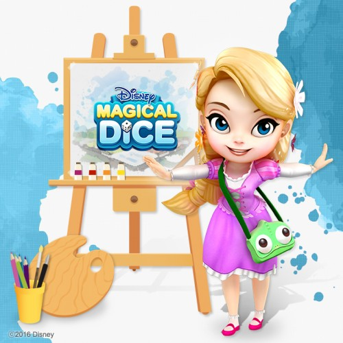 Disney Magical Dice_4