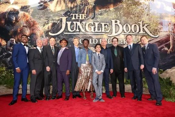 JungleBookpremiere