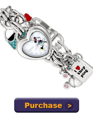 Minnie Mouse Watch purchase