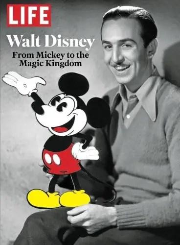 LIFE Walt Disney