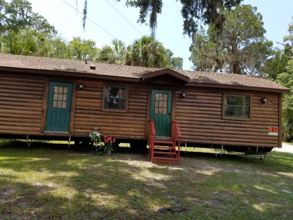 Former Fort Wilderness Cabins For Sale