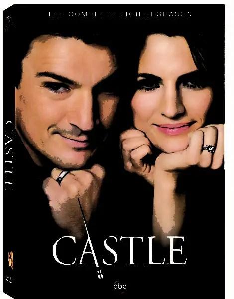 CastleSeason8DVD