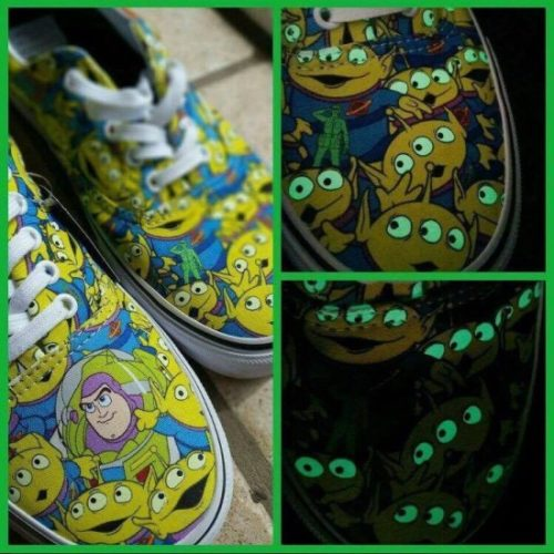 Toy Story Shoes 2