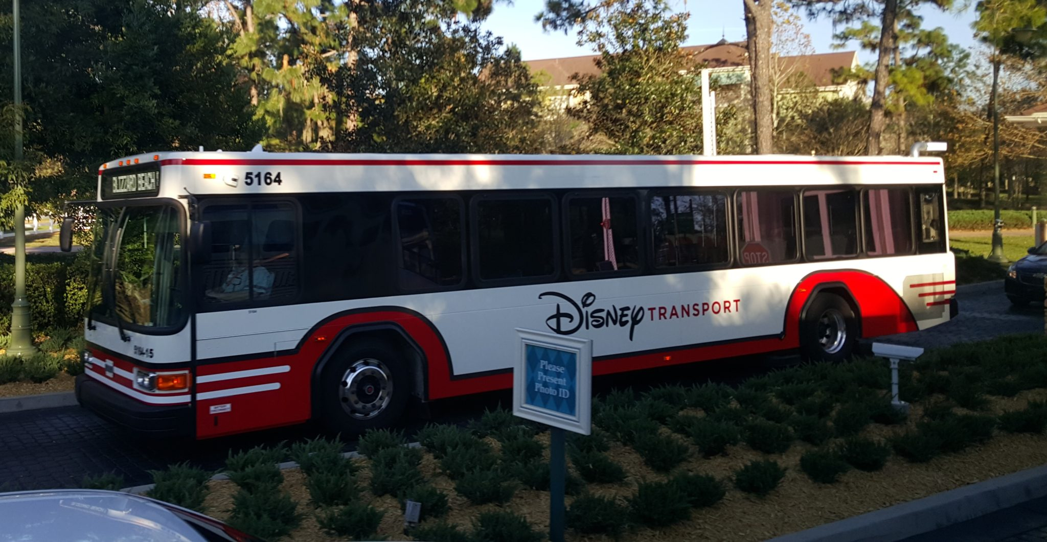 New internal bus route between Saratoga Springs Resort and ...